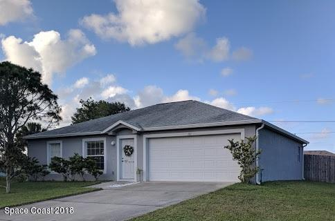 787 Yukon Street NE, Palm Bay, FL 32907 (MLS #829873) :: Coral C's Realty LLC