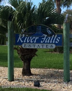 65 River Falls Drive, Cocoa Beach, FL 32931 (MLS #829894) :: Premium Properties Real Estate Services