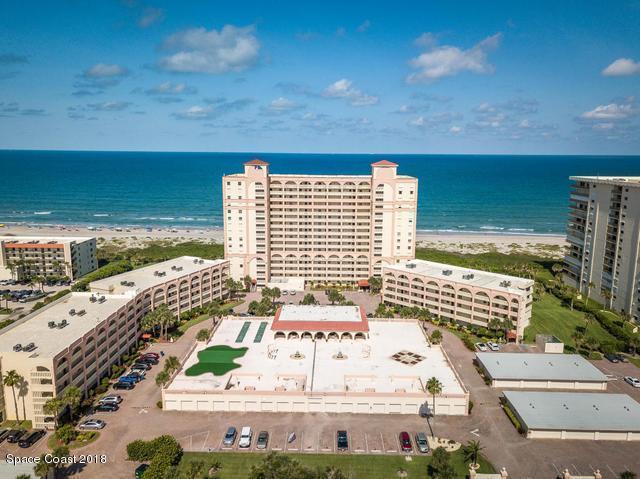 850 N Atlantic Avenue #102, Cocoa Beach, FL 32931 (MLS #829998) :: Premium Properties Real Estate Services