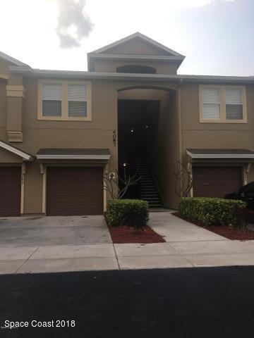 4107 Meander Place #102, Rockledge, FL 32955 (MLS #830817) :: Pamela Myers Realty