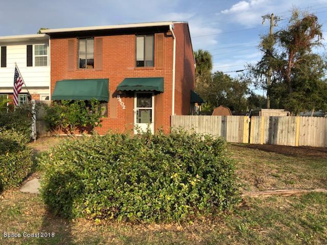 8402 Canaveral Boulevard #2, Cape Canaveral, FL 32920 (MLS #832043) :: Blue Marlin Real Estate