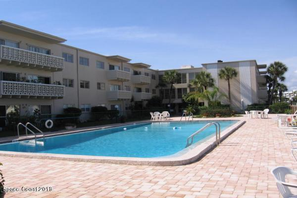 221 Columbia Drive #141, Cape Canaveral, FL 32920 (MLS #832669) :: Pamela Myers Realty