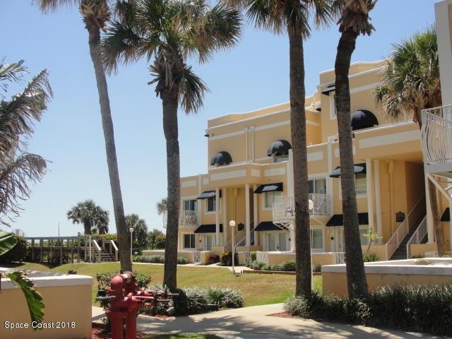 8600 Ridgewood Avenue #3103, Cape Canaveral, FL 32920 (MLS #833663) :: Premium Properties Real Estate Services