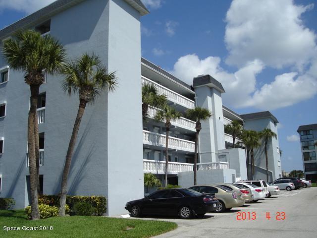 3799 S Banana River Boulevard #918, Cocoa Beach, FL 32931 (MLS #833879) :: Premium Properties Real Estate Services