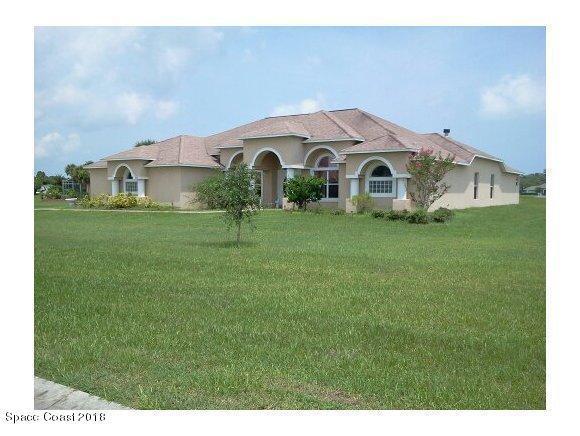 928 Derby Lane, Rockledge, FL 32955 (MLS #834559) :: Coral C's Realty LLC