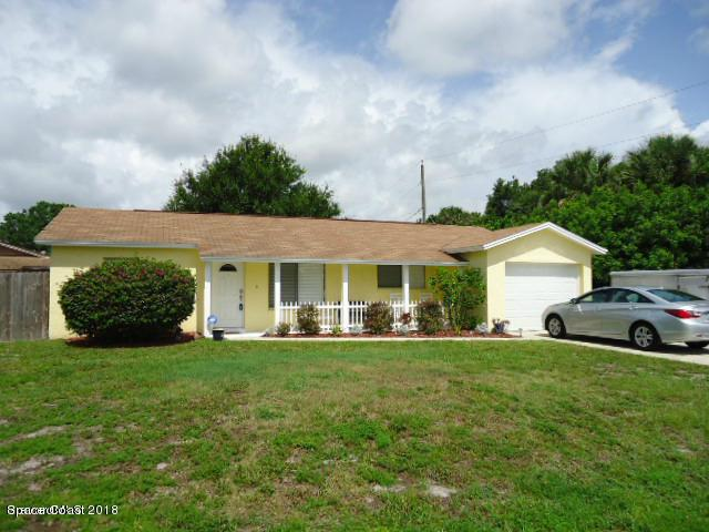 406 Dunbar Avenue NE, Palm Bay, FL 32907 (MLS #834636) :: Pamela Myers Realty