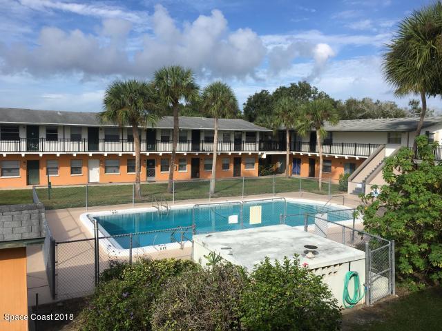 1711 Dixon Boulevard #209, Cocoa, FL 32922 (MLS #835454) :: Premium Properties Real Estate Services