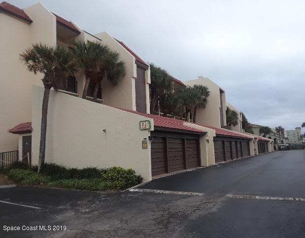 175 Highway A1a #412, Satellite Beach, FL 32937 (MLS #835874) :: Blue Marlin Real Estate
