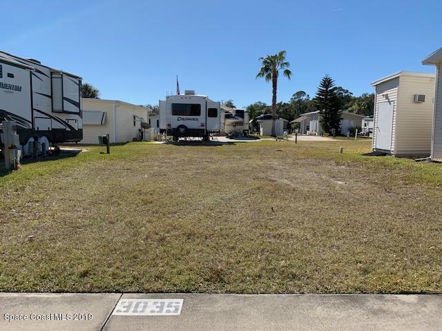 3035 Centaur Lane #34, Titusville, FL 32796 (MLS #835884) :: Pamela Myers Realty