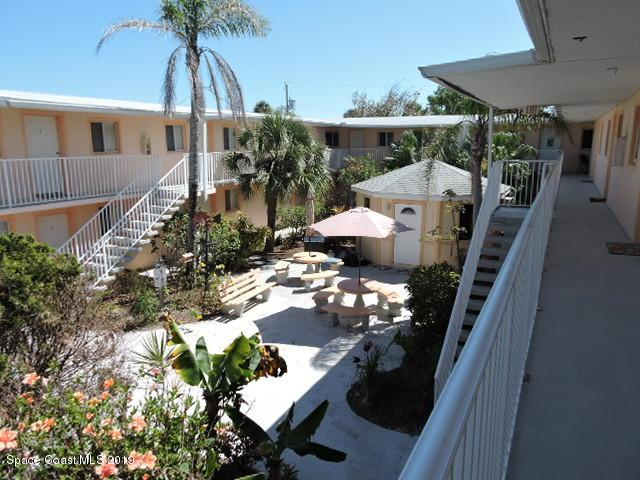 211 Circle Drive #16, Cape Canaveral, FL 32920 (MLS #837206) :: Pamela Myers Realty