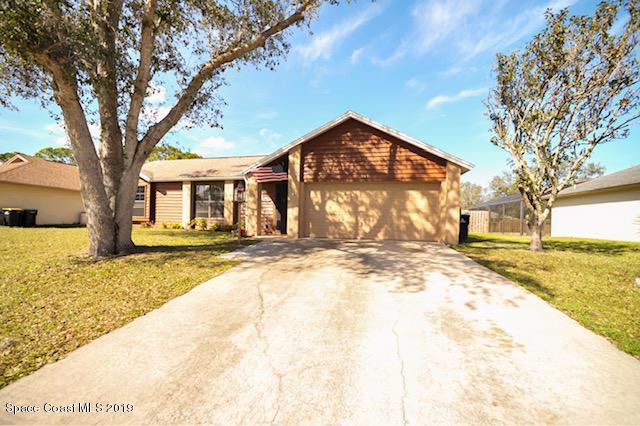949 Custer Street NW, Palm Bay, FL 32907 (MLS #837228) :: Coral C's Realty LLC