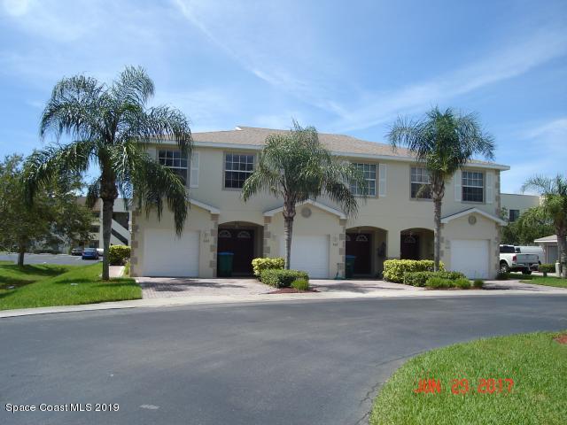 404 King Neptune Lane #3, Cape Canaveral, FL 32920 (MLS #837247) :: Blue Marlin Real Estate