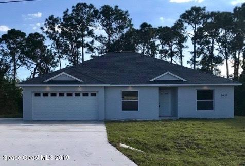 6941 Bismark Road, Cocoa, FL 32927 (MLS #837350) :: Blue Marlin Real Estate
