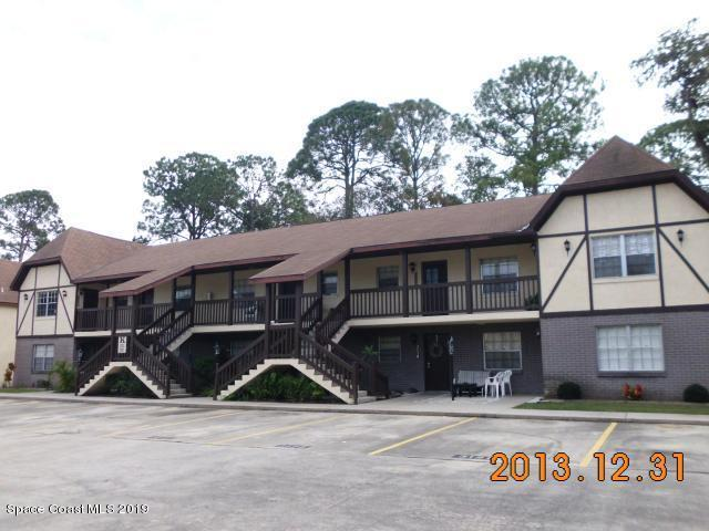 3117 Sir Hamilton Circle #8, Titusville, FL 32780 (MLS #837866) :: Platinum Group / Keller Williams Realty