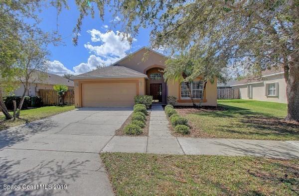 1615 Sun Gazer Drive, Rockledge, FL 32955 (MLS #839379) :: Pamela Myers Realty