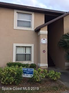 265 Spring Drive #5, Merritt Island, FL 32953 (MLS #839416) :: Pamela Myers Realty