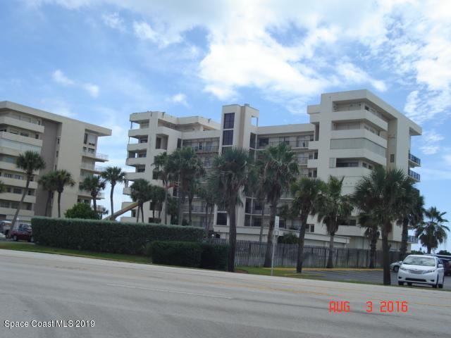 2725 N Highway A1a #302, Indialantic, FL 32903 (MLS #839899) :: Coral C's Realty LLC