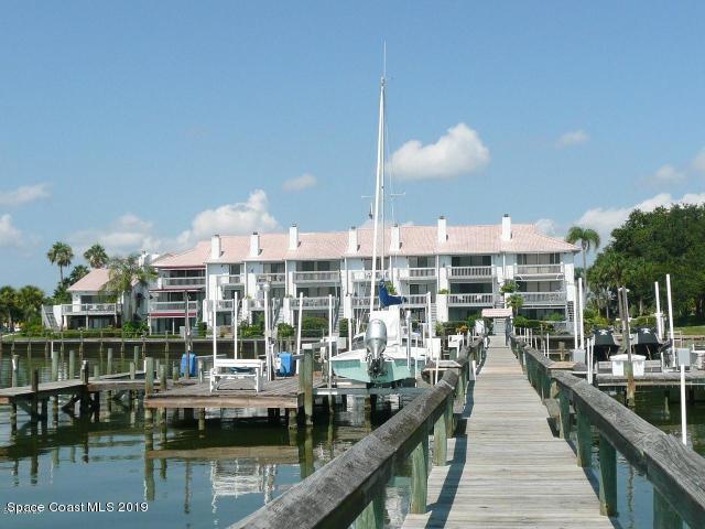 55 Broad Street #7, Titusville, FL 32796 (MLS #839941) :: Pamela Myers Realty