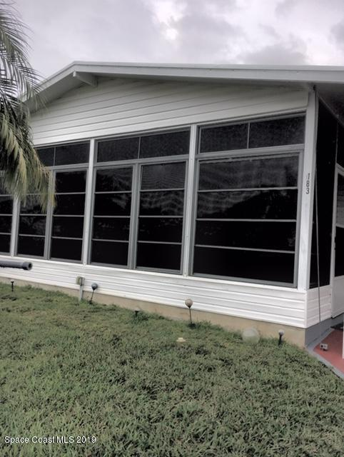 183 Woodsmill Boulevard #102, Cocoa, FL 32926 (MLS #840035) :: Pamela Myers Realty