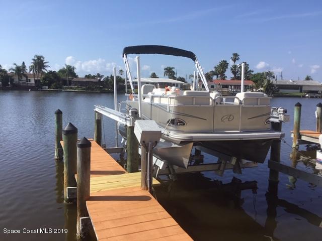 325 S Banana River Boulevard #601, Cocoa Beach, FL 32931 (MLS #840036) :: Pamela Myers Realty
