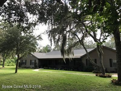 720 Ora Dell Avenue, Titusville, FL 32796 (MLS #840042) :: Pamela Myers Realty