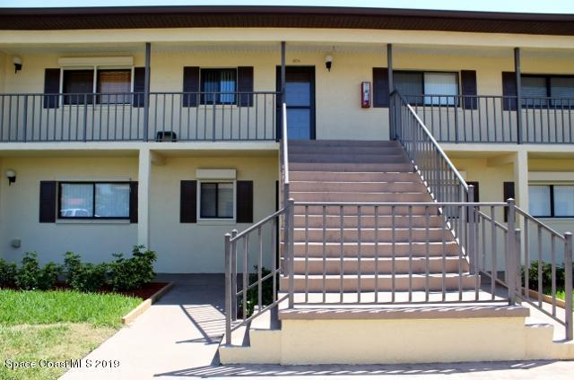 325 S Banana River Boulevard #305, Cocoa Beach, FL 32931 (MLS #840505) :: Blue Marlin Real Estate