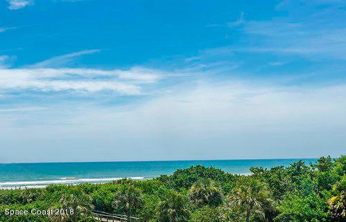 3060 N Atlantic Avenue #410, Cocoa Beach, FL 32931 (MLS #840549) :: Blue Marlin Real Estate
