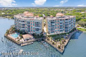 102 Riverside Drive 205B, Cocoa, FL 32922 (MLS #840900) :: Blue Marlin Real Estate