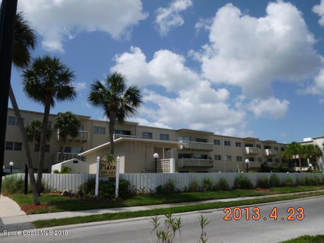 223 Columbia Drive #117, Cape Canaveral, FL 32920 (MLS #840908) :: Premium Properties Real Estate Services
