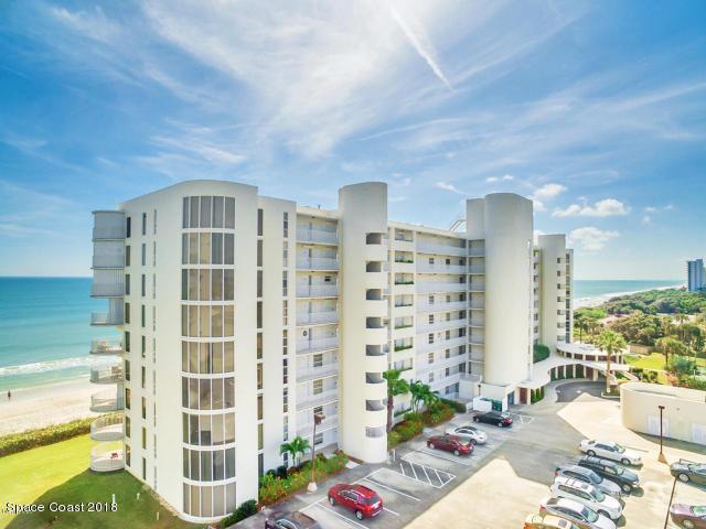 2225 Highway A1a #205, Satellite Beach, FL 32937 (MLS #841030) :: Blue Marlin Real Estate
