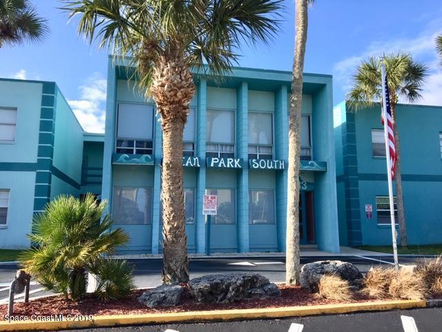 351 Taylor Avenue E182, Cape Canaveral, FL 32920 (MLS #841067) :: Blue Marlin Real Estate