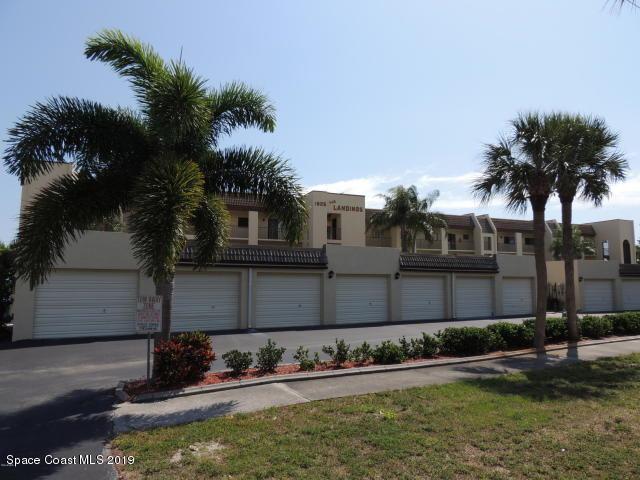 1825 Minutemen Causeway #303, Cocoa Beach, FL 32931 (MLS #841917) :: Blue Marlin Real Estate