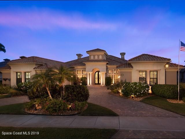 6306 Arroyo Drive, Melbourne, FL 32940 (MLS #842689) :: Blue Marlin Real Estate
