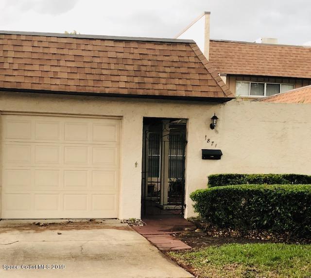 1871 Harrison Street #207, Titusville, FL 32780 (MLS #842979) :: Pamela Myers Realty