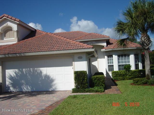 835 Aquarina Boulevard, Melbourne Beach, FL 32951 (MLS #843273) :: Blue Marlin Real Estate