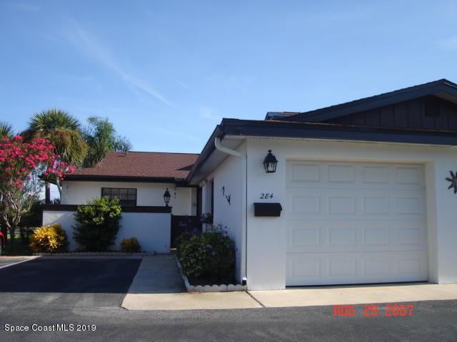264 Queens Court, Satellite Beach, FL 32937 (MLS #843289) :: Blue Marlin Real Estate