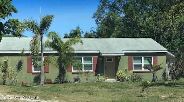 754 Sara Jane Lane, Merritt Island, FL 32952 (MLS #843323) :: Blue Marlin Real Estate