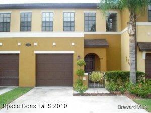 1325 Lara Circle #104, Rockledge, FL 32955 (MLS #845597) :: Premium Properties Real Estate Services