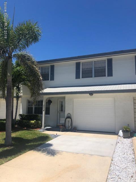 204 N Emerald Drive N, Indian Harbour Beach, FL 32937 (MLS #845868) :: Pamela Myers Realty
