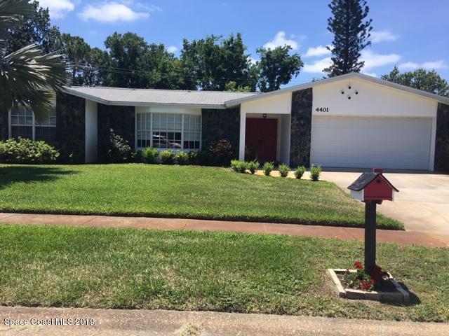 4401 Longbow Drive, Titusville, FL 32796 (MLS #845975) :: Pamela Myers Realty