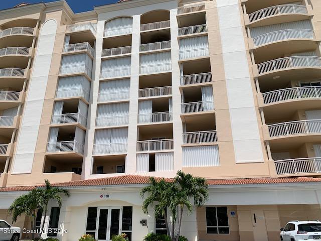 110 Warsteiner Way #703, Melbourne Beach, FL 32951 (MLS #847583) :: Premium Properties Real Estate Services