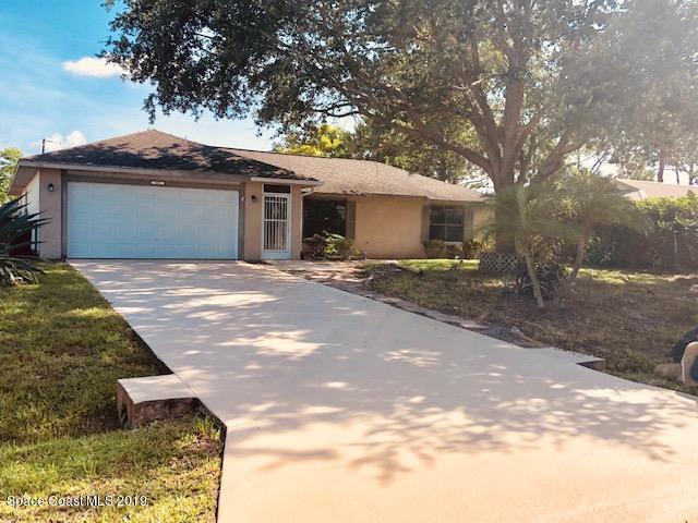 307 Ainsley Street SE, Palm Bay, FL 32909 (MLS #847681) :: Pamela Myers Realty