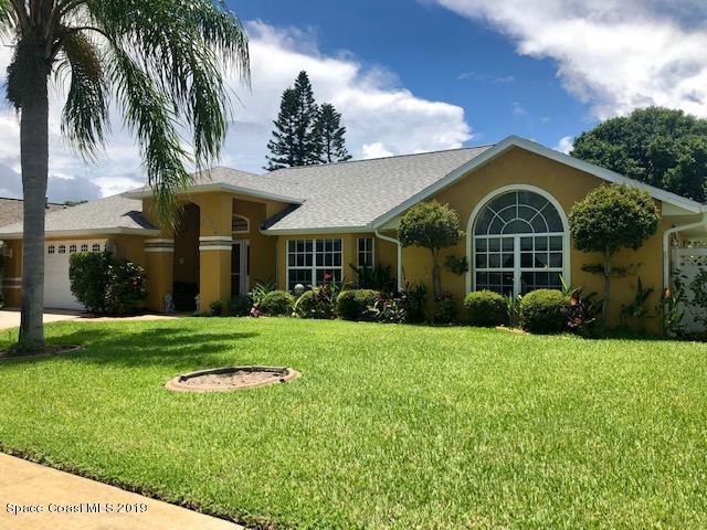 1327 Richwood Circle, Rockledge, FL 32955 (MLS #847980) :: Blue Marlin Real Estate