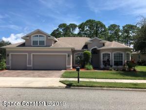 1409 Tipperary Drive, Melbourne, FL 32940 (MLS #847983) :: Blue Marlin Real Estate