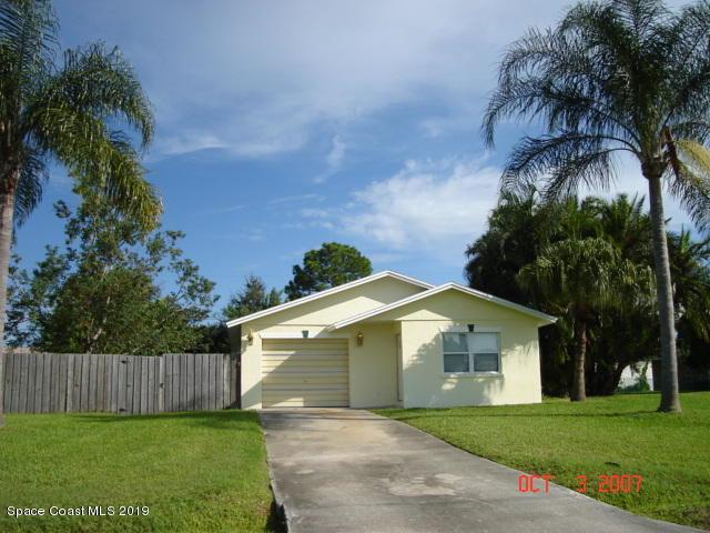 1897 NE Brookside Street NE, Palm Bay, FL 32907 (MLS #848177) :: Premium Properties Real Estate Services