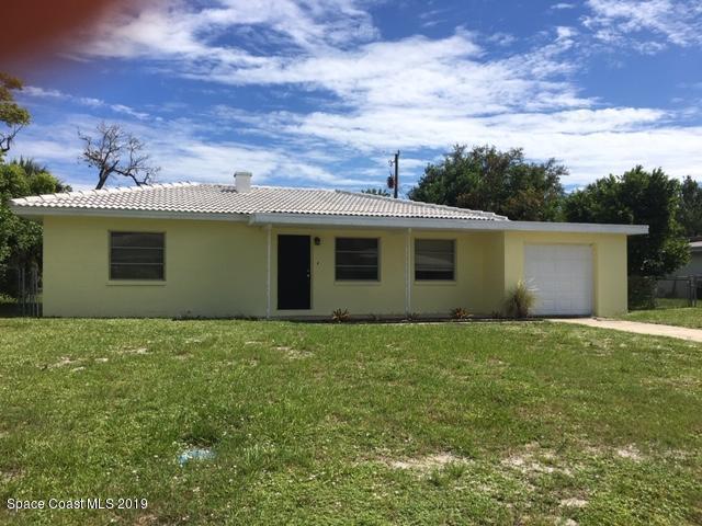 672 Nida Drive, Melbourne, FL 32935 (MLS #848208) :: Pamela Myers Realty