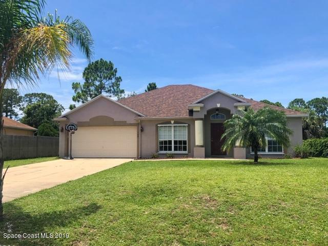 169 Abello Road SE, Palm Bay, FL 32909 (MLS #848301) :: Premium Properties Real Estate Services
