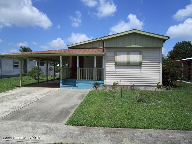 1836 Big Cypress Street NE, Palm Bay, FL 32905 (MLS #848379) :: Pamela Myers Realty