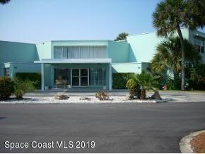55 Sea Park Boulevard #614, Satellite Beach, FL 32937 (MLS #850806) :: Pamela Myers Realty
