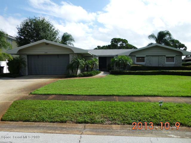 3535 Palmer Drive, Titusville, FL 32780 (MLS #850893) :: Pamela Myers Realty
